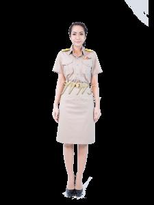 ชุดกากี | ร้านสูท พพร บริการตัดสูท ชุดสูท เสื้อเชิ้ต ชุดปกติขาว ครบวงจร